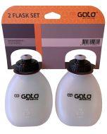 Gato 2 Flask Set Trinkflaschen BPA-frei