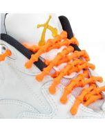 XTENEX Sport Schnürsenkel - Neon-Orange