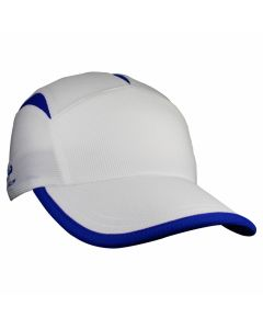 Headsweats Go Hat Laufkappe White/Royal