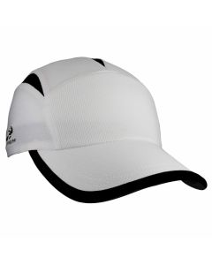 Headsweats Go Hat Laufkappe White/Black