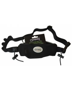 It's running Race Pocket Belt Gel Startnummernband m. Tasche