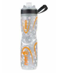 Nero Frio 25oz Bottle Thermoisolierte Trinkflasche 740ml Orange