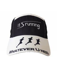 Headsweats It's running Race Hat Special
