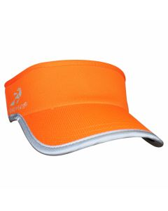Headsweats Reflective Supervisor Schirmband Neon-Orange