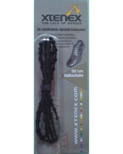 XTENEX Dress Schnürsenkel - Schwarz