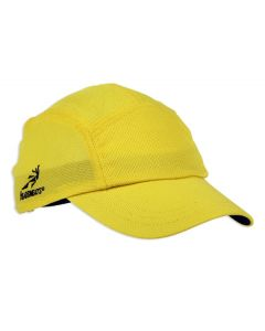Headsweats Race Hat Laufkappe Yellow