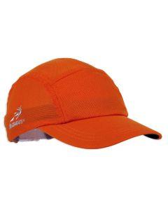 Headsweats Race Hat Laufkappe Orange