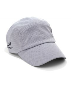 Headsweats Race Hat Laufkappe Grey