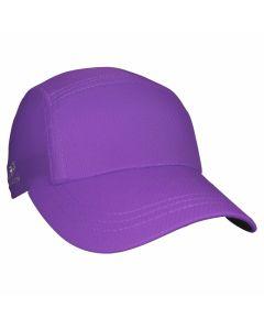 Headsweats Race Hat Laufkappe Purple