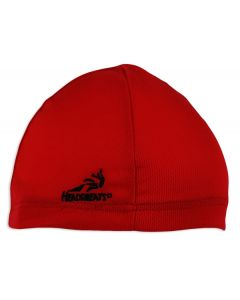 Headsweats Skull Cap Beanie Red