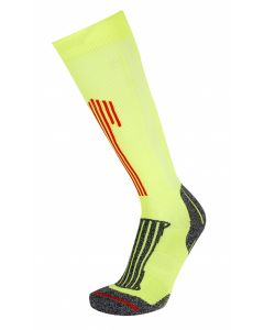 Rywan 1884 Comprim Run Kompressionsstrümpfe neon yellow