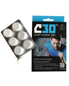 C30 Sport Hygiene Wasch Tabs