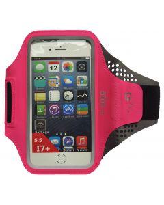 Gato Arm Pocket XL Neon Pink Front
