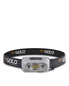 Gato Head Torch Light USB Stirnlampe
