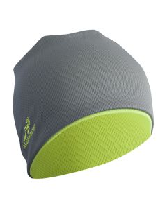 Headsweats Multisport Reversible Beanie Graphite/Yellow