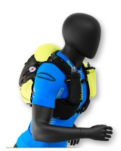 InStinct Eklipse Trail Vest 12 Liter + 2 Softflasks 600 ml