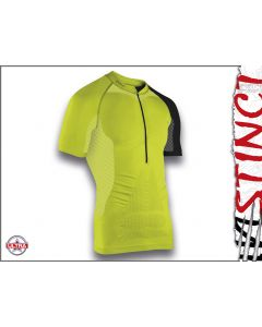 Instinct Sensation Ultra Short Sleeve Trail Shirt Lime/Black