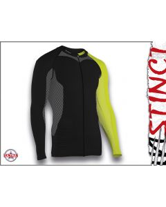 Instinct Sensation Ultra Long Sleeve Trail Shirt Black/Lime
