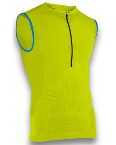 Instinct Sensation Ice Sleeveless Tank Top Lime/Blue