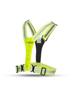 Gato LED Safer Sport Vest Sicherheitsweste Side