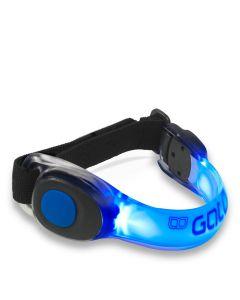 Gato Neon LED Armband Blue Sicherheitsleuchte