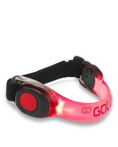 Gato Neon LED Armband Red