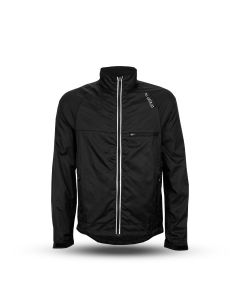 Gato Primer Jacket 2.0 Lauf- und Outdoor-Jacke Men Black Front