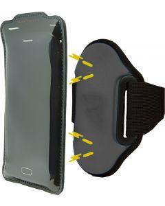 U-RUN Magnetischer Smartphone Halter anthrazit
