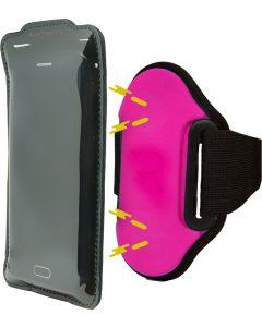 U-RUN magnetischer Smartphone Halter pink