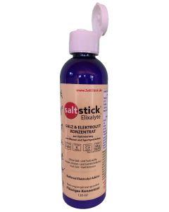 SaltStick Elixalyte 120 ml Salz & Elektrolyt Konzentrat zum Optimieren von Wasser und Sportgetränken