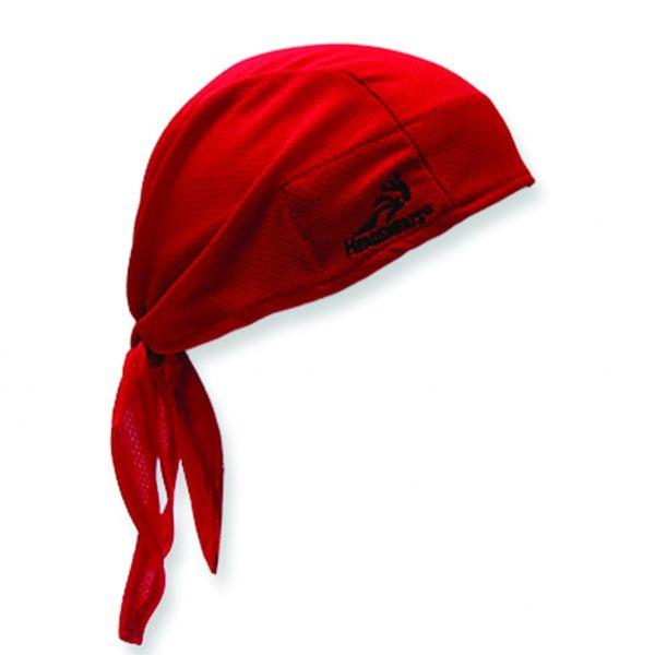 Headsweats Headband Red 14