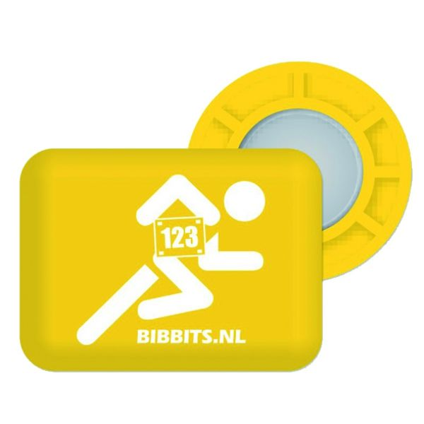 Magnetische Startnummernhalter *7 Farben* BibBits